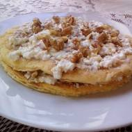 Omlet idealny na lekkie śniadanie.