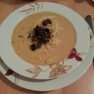 Zupa grzybowa, wegańska