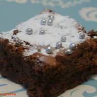 Lekkie Ciasto czekoladowe