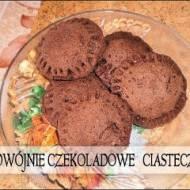 Podwójnie czekoladowe ciasteczka J. Olivera