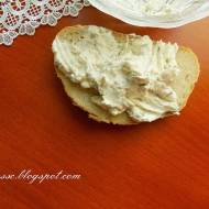 Pasta serowa - najlepsza