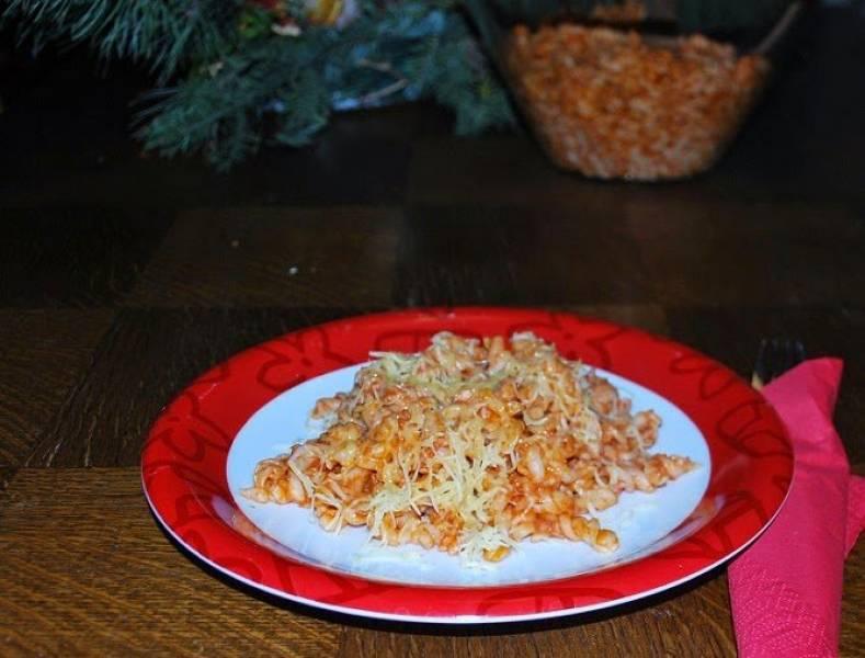 Makaron z tuńczykie czyli obiad w 20 minut i Small MasterChef cz.2