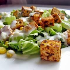 sałatka wegetariańska