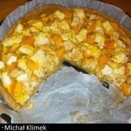 Dietetyczna Tarta Razowa z Kurczakiem