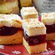 Wiśniowiec - łatwe ciasto z wiśniami