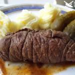 Tradycyjne rolady wołowe