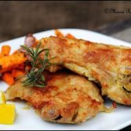 Lemon chicken - kurczak w marynacie cytrynowej