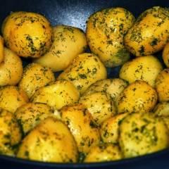 ziemniaczki grillowane