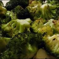 Brokuł zapiekany