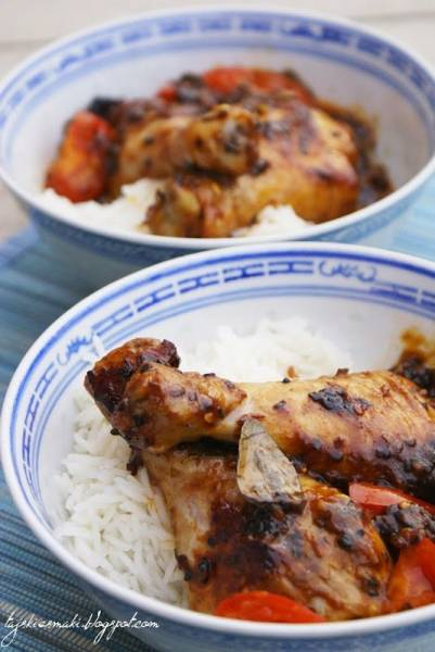 Smaki Indii: Kurczak balti