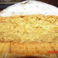 Ciasto kokosowe (z mleczkiem kokosowym)