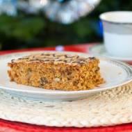 Ciasto marchewkowe II