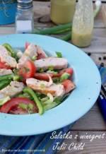 Gotuj z Julia- podstawowy sos winegret oraz salatka na zimno