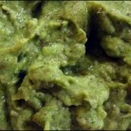 dip kalafiorowo-rukolowy do surowych warzyw