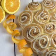 Ślimaki pomarańczowo-cynamonowe