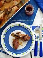 Pałki z kurczaka w marynacie z chilli i czosnku