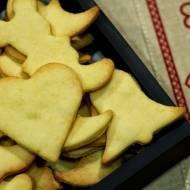 Kruche maślane ciasteczka