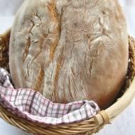 Chleb pszenno-żytni z majonezem i serwatką