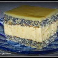 Ciasto makowe z nutą cytrynową (makowa panienka).