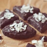 czekoladowa niedziela #9 - domowy wafelek kokosowo-czekoladowy vel Princessa®
