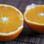 Pomarańczowa Burza z dodatkiem Cynamonu :)