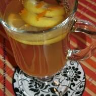Rozgrzewająca herbata na przeziębienia