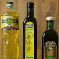 Olej rzepakowy. Czy może zastąpić oliwę z oliwek w diecie śródziemnomorskiej ?