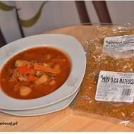 Dietetyczna zupa z kiszoną kapustą