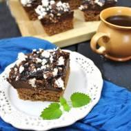 Pyszne ciasto czekoladowe i kilka słów o oleju kokosowym