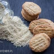 Ciasteczka tahini z mahlep
