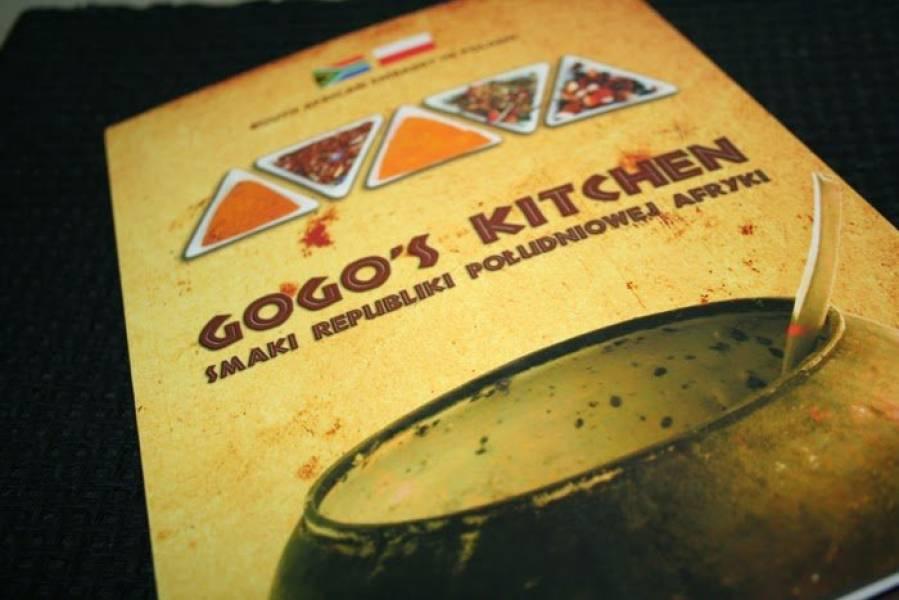 LUTY: KULINARNA BIBLIOTECZKA - Gogo's kitchen Smaki Republiki Południowej Afryki