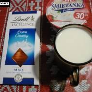 Ekstra mleczna czekolada na gorąco