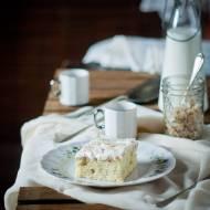Tres leches – ciasto mleczne.