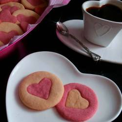 Ciasteczka z Serduszkami na Walentynki