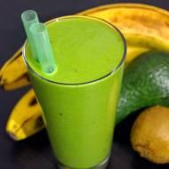 Nowa kategoria na blogu czyli pierwszy koktajl owocowo-warzywny