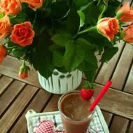 Bardzo mocno czekoladowy napój