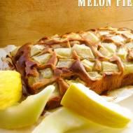 MELON PIE – FINAL FANTASY XI – ciasto jogurtowe z melonem