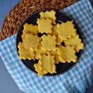 Cytrynowe ciasteczka kukurydziane