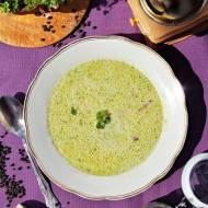 Zupa ziemniaczana z pietruszkowym pesto
