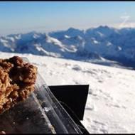 Szarlotka z przepiśnika babci – idealna na trekking w górach