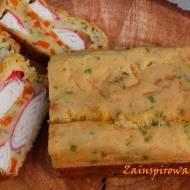 Paluszki krabowe w chlebku