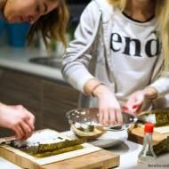 Sushi nastolatkòw czyli domowe warsztaty