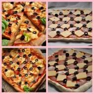 Prosta pizza domowa
