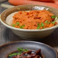 Pasta kanapkowa marchewkowo - pomidorowa