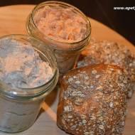 Chlebowe smarowidło - dietetyczna pasta rybna