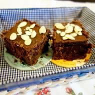 Ciasto ekstremalnie czekoladowe z wiśniami bezgluteno