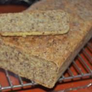 Z maślanką i amarantusem-chleb