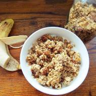 Crunchy orzechowe- musli