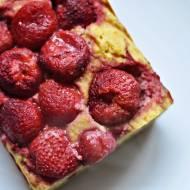 Ciasto z ciecierzycy   bezglutenowe   dietetyczne   przepis z odżywką białkową (można pominąć)