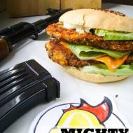 THE MIGHTY CLUCK – GTA IV – podwójny chicken burger